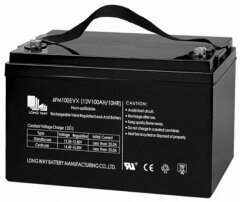 Accumulator battery Altek 6FM60GEL (12V 60AH)