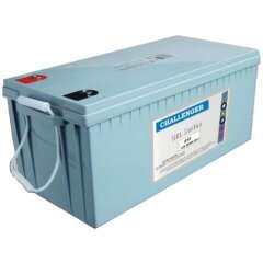 Accumulator battery Challenger G12-55