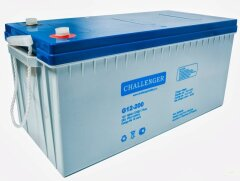 Accumulator battery Challenger G12-200