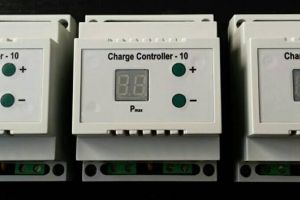 EVCC10 controllers for electric vehicles are back in stock