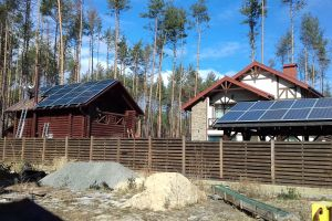 "Grid Solar system fronius 4 kW ""feed-in tariff"", Kiev region, Bucha"